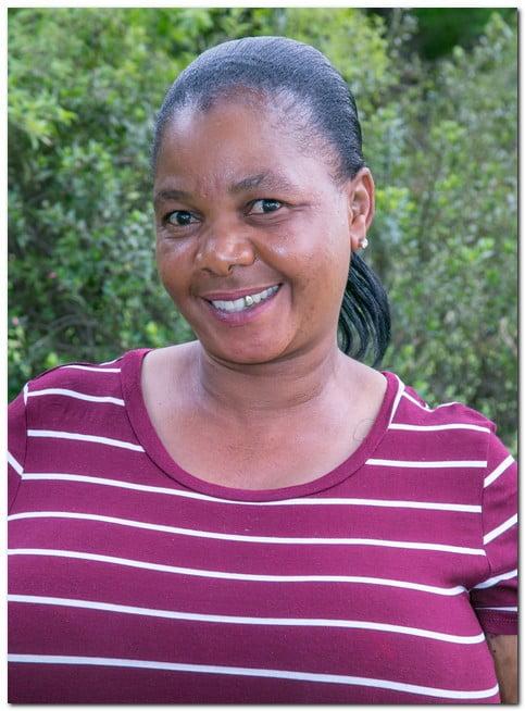 Evelyn Mtshali