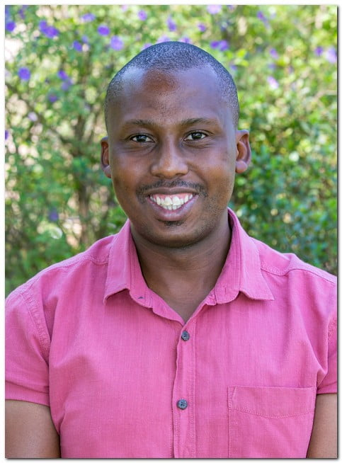 Edwin Nkgasi